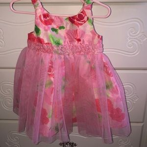 Girls party dress 18M, new no tags